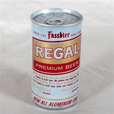 Regal New All Aluminum 113-21