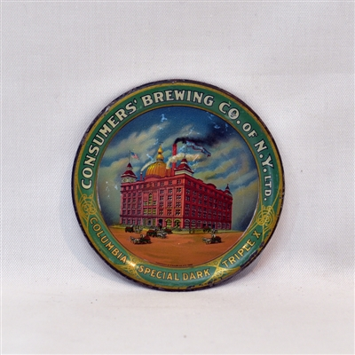 Consumer's Brewing Factory Tip Tray