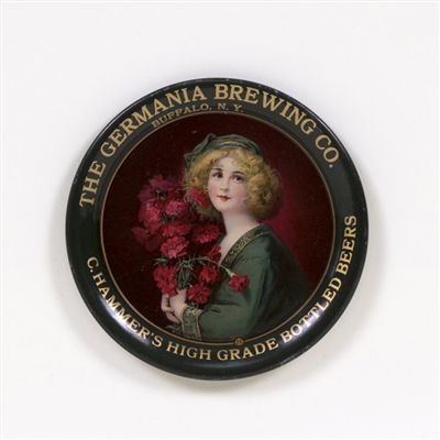 Germania Brewing Hammers Tip Tray