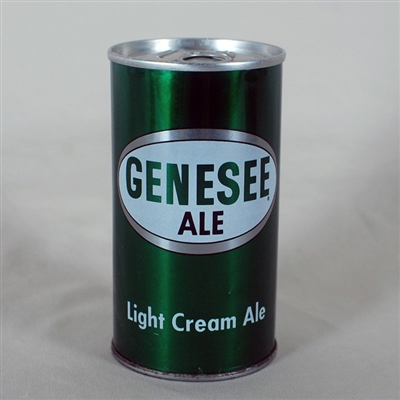 Genesee Light Cream Ale Enamel 67-28