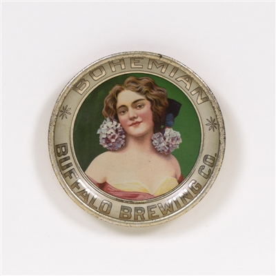 Buffalo Brewing Bohemian Tip Tray