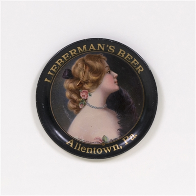 Liebermans Beer Tip Tray