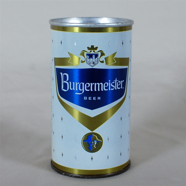 Lot Detail Burgermeister Beer Enamel Can Not Listed