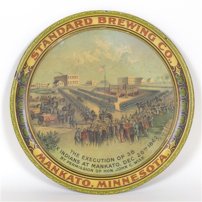 Standard Brewing Execution of Sioux Mankota Tray