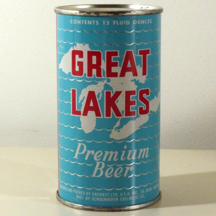 Great Lakes Beer Can 074-31
