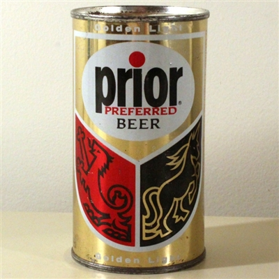 Prior Preferred Beer Can 117-07