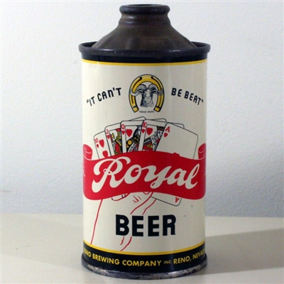 Royal Beer Cone Top 182-13