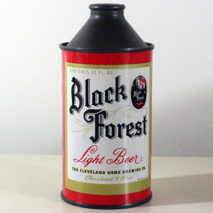 Black Forest Light Beer Cone 152-22