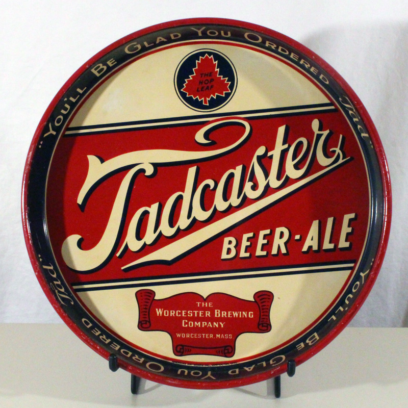 Tadcaster Beer Ale Serving Tray