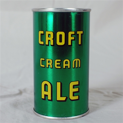 Croft Cream Ale INSTRUCTIONAL --TOP CONDITION--