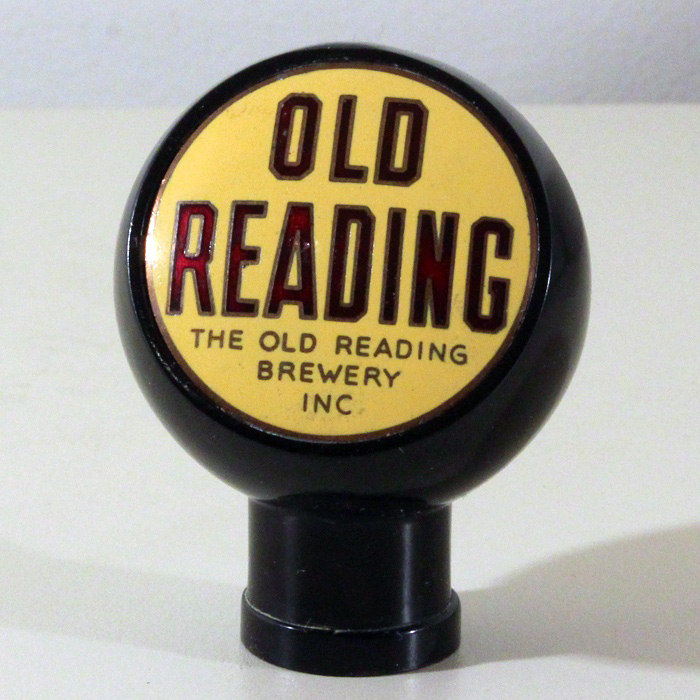 Old Reading Ball Tap Knob