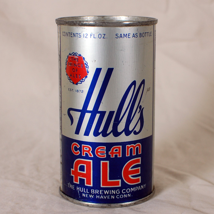 Hull's Cream Ale Instructional Flat Top