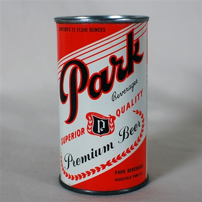Park Flat Top Beer Can 112-16