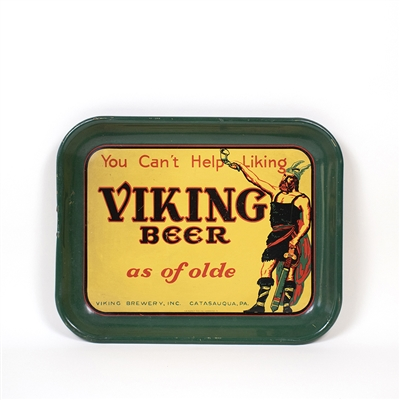 Viking Brewery Catasaqua Beer Tray
