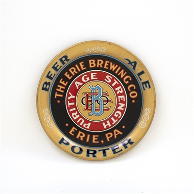 Erie Brewing Beer Ale Porter Tip Tray