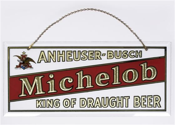 Michelob King of Draught Beer Large RPG Sign