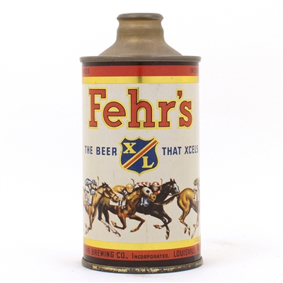 Fehrs XL Cone Top Beer Can