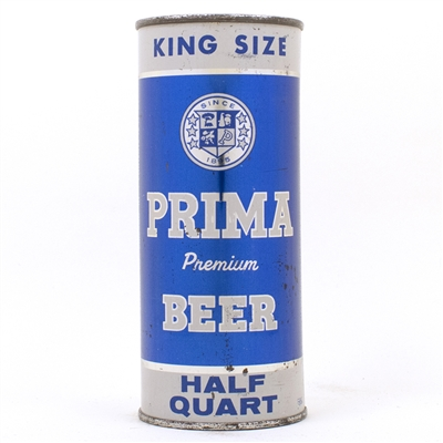 Prima King Size Half Quart Flat Top
