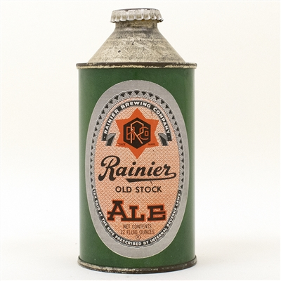 Rainier Ale High Profile Cone Top