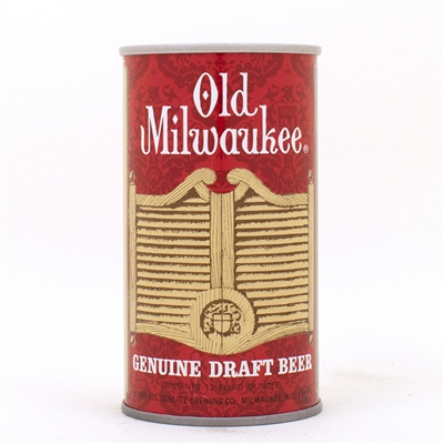 Old Milwaukee Genuine Draft 12 oz 238-4