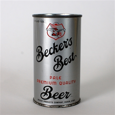 Beckers Best Instructional Beer Can
