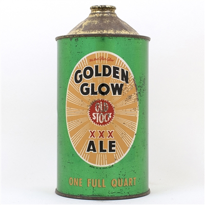 Golden Glow Old Stock XXX Ale 211-2