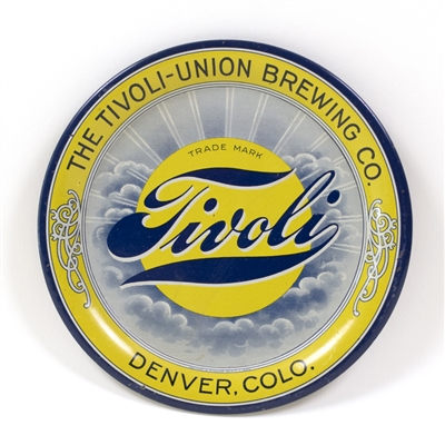 Tivoli-Union Brewing Tip Tray