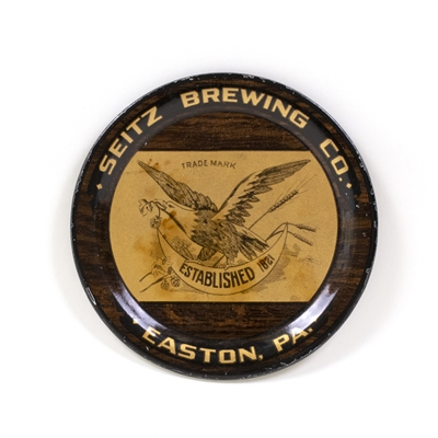 Seitz Brewing Easton PA Tip Tray