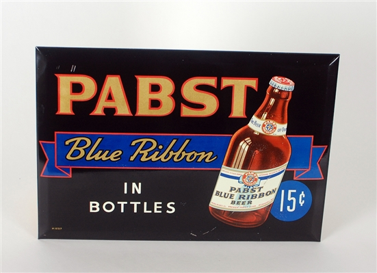 Pabst Blue Ribbon TOC Sign