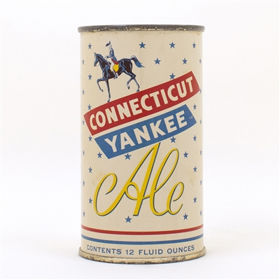 Connecticut Yankee Ale Flat Top Can