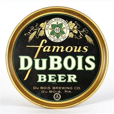 DuBois Famous Beer Serving Tray
