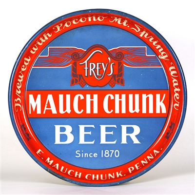 Mauch Chunk Beer Serving Tray