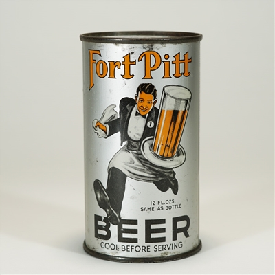 Fort Pitt Running Waiter LONG OPENER Instructional