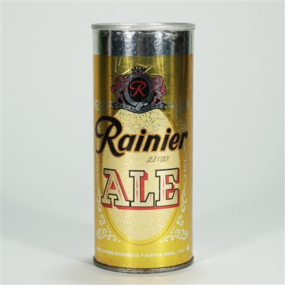 Rainier Old Stock Ale Prototype