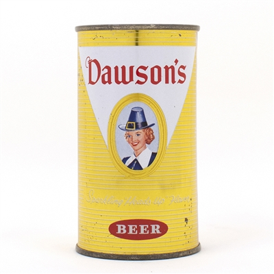 Dawsons Beer Debbie Flat Top Can
