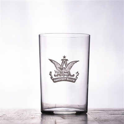 Anheuser-Busch Eagle Pre-Pro Enameled Drinking Glass