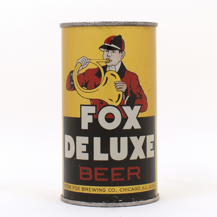 Fox Deluxe Beer Tough Instructional 294