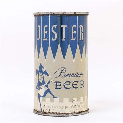 Jester Beer Flat Top Can