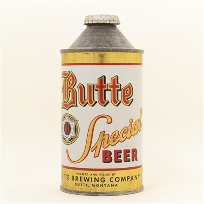 Butte Special Beer Cone Top Can