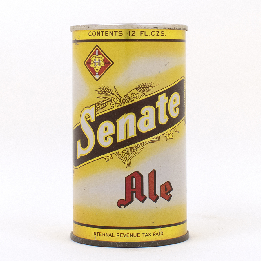 Senate Ale LIKE 132-12 BRIGHT YELLOW