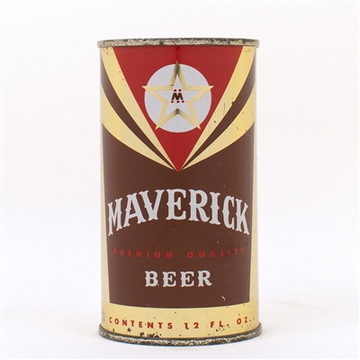 Maverick Beer Flat Top Can Best Brewing