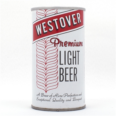 Westover Beer Early Ring Pull Beer Can 2 134-15