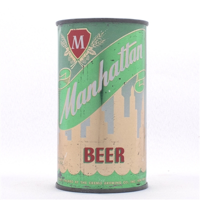 Manhattan Beer Can 94-21