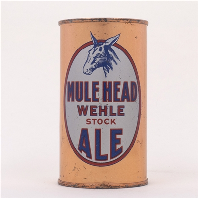 Mule Head Wehle Stock Ale OI 545 100-39