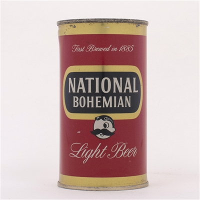 National Bohemian Light Beer 102-7