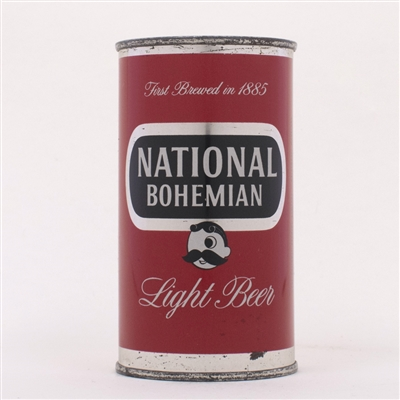 National Bohemian Light Beer 102-8