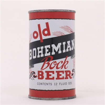 Old Bohemian Bock Beer Can 104-15