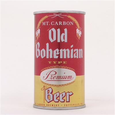 Old Bohemian Mt. Carbon Beer 104-35