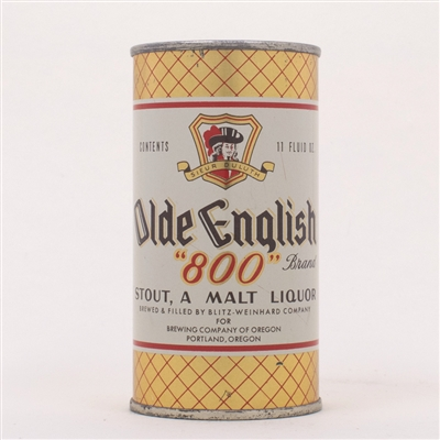 Olde English 800 Stout Malt Liquor 108-39
