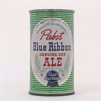 Pabst Blue Ribbon Genuine Dry Ale 111-2